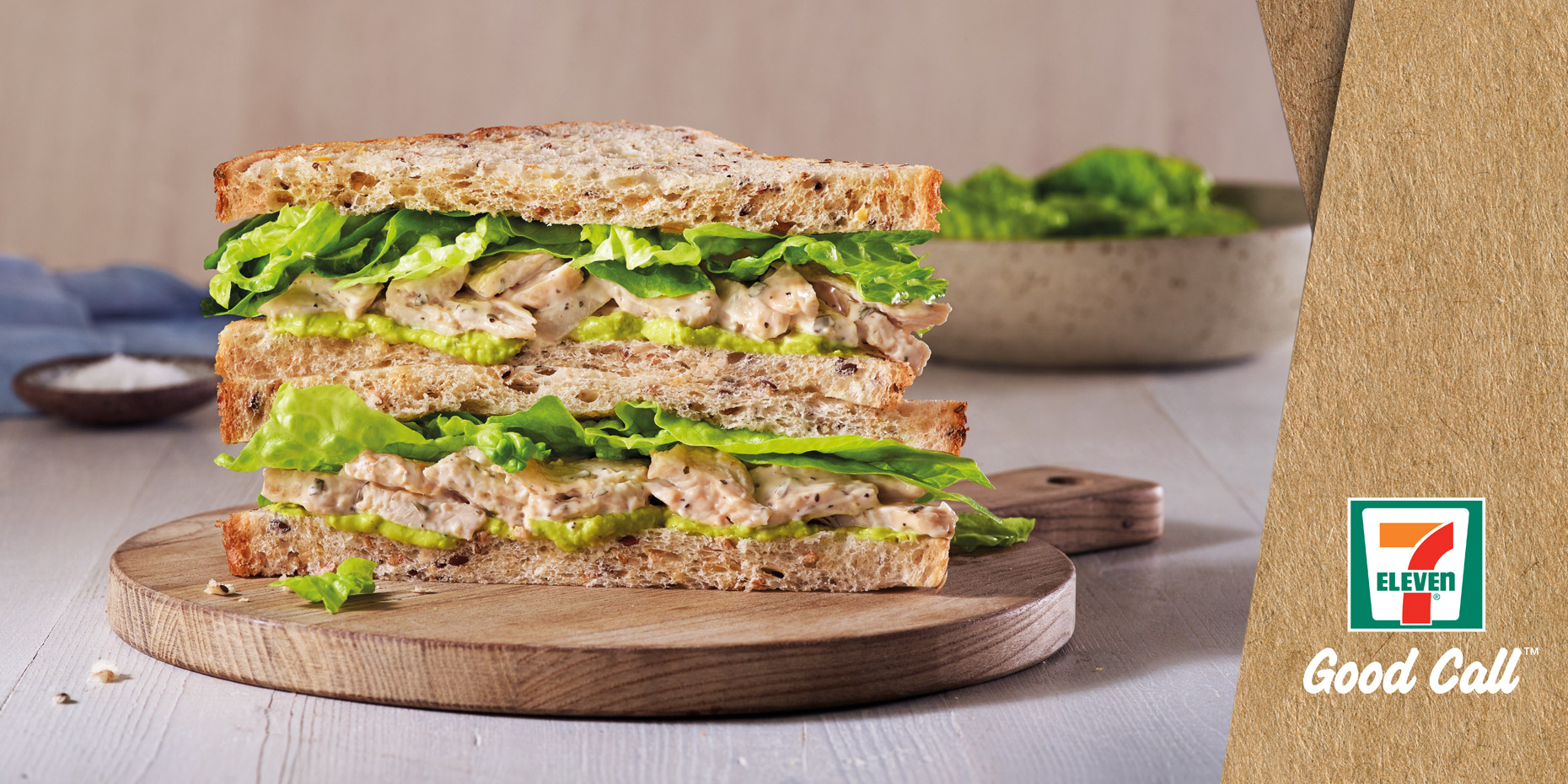Dinas_H_Food_Photography_7Eleven_Chicken_Caesar_Sandwich_Web